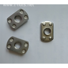 Stainless steel Weld Nuts M6