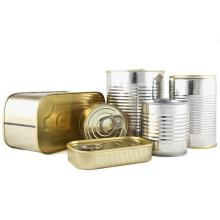 Hot sale Factory for Tinplate Steel Coil tinplate cans of gold lacquer supply to Comoros Manufacturer