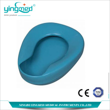 Customized for White Pp Bedpan Plastic PP/ PE Bed pan supply to France Manufacturers