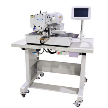 Automatic Extra Programmable Electronic Small Bed Pattern Sewing Machine with automatic Cutter and Auto-Trimmer