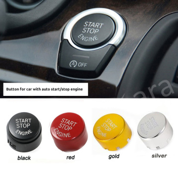 Engine Start Stop Switch Replacement Cover for BMW
