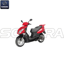 Benzhou YY150T-10E Body Kit Complete Scooter Engine Parts Original Spare Parts