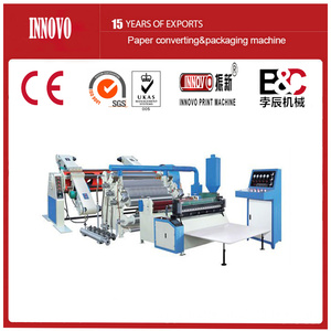 single side corrugated cardboard machine