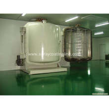 Plastic aluminium vacuum metallizing machine
