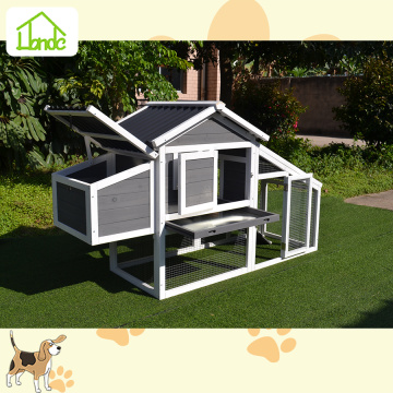Factory supplies outdoor wooden chicken house for sale