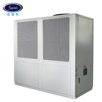 400HP single screw  type Air cooled chiller