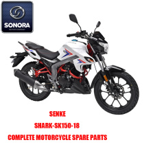 SENKE SHARK SK150-18 Engine Spare Parts Complete Body Kit Original Spare Parts