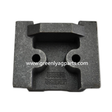 Good Quality for for Replacement parts for Case-IH combine and cornhead 86611369 Lower idler support fits Case and New Holland​ export to Malaysia Manufacturers