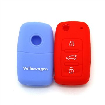 VW Passat Silicone rubber key fob cover