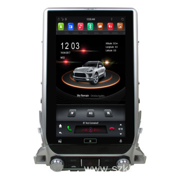 Hot sale bluetooth car stereo 2018 Land Cruiser