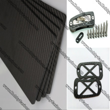 Widely application woven carbon glass sheets