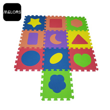 Custom Shape EVA Foam Baby Play Mat
