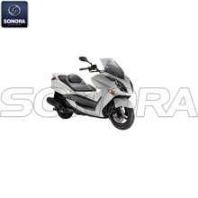 Benzhou Mark 250CC Body Kit Complete Scooter Engine Parts Original Spare Parts