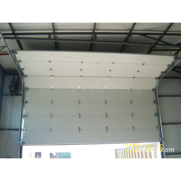 Overhead Sectional Lifting Security Door