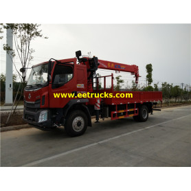3ton Two Arms SINOTRUK Truck Cranes