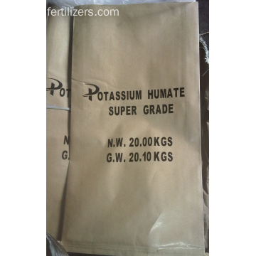 Potassium Humate with 65% humic acid and 10% potassium