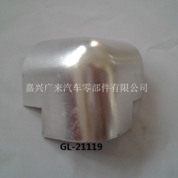 Aluminum Corner Protector for Trailer Door