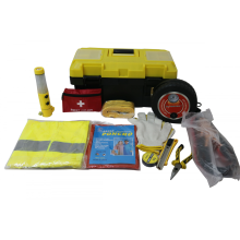 High quality 12pcs Car Emergency Tool Kit