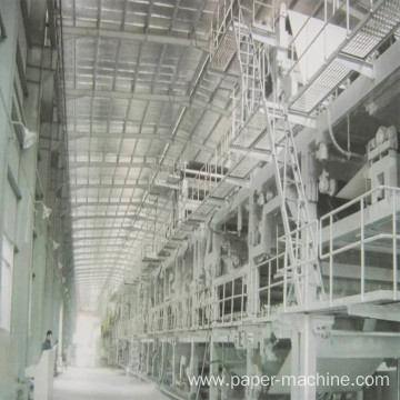 Kraft  Paper Duplex Board Paper Making Machine