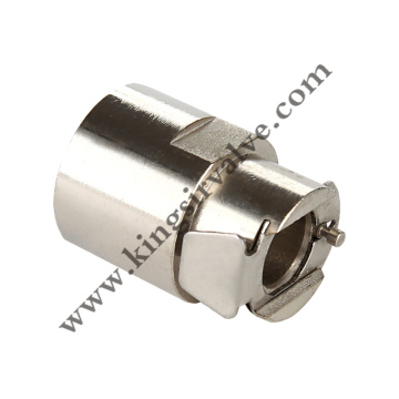 Nickel plated check valve