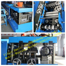 OEM for China Manufacturer of C Z Purline Roll Forming Machine ZT-006-44 Steel Frame Roll Forming Machine supply to Montserrat Manufacturers