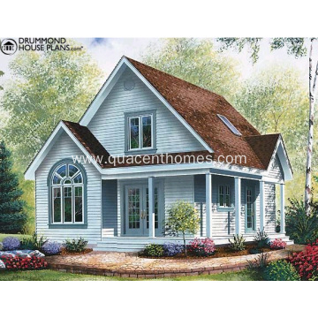 Drummond House Plan 4597