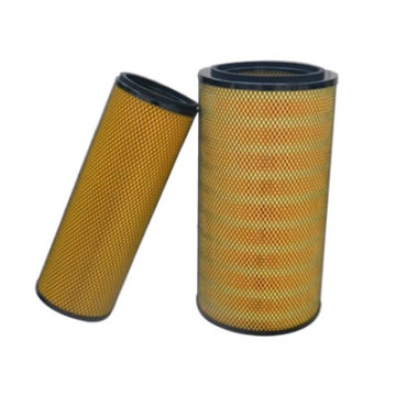 Light duty air filter paper