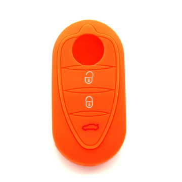 Silicone Customized Car Key Cover