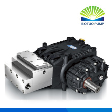 High Pressure Pump With Gearbox