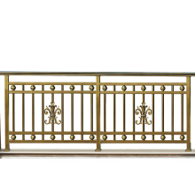 Golden Horn Aluminum Balcony Fence