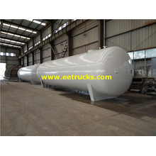80000 Liters Commercial LPG Bullet Tanks