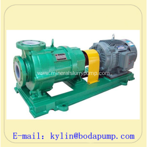Fluoroplastic Alloy Chemical Pump (IHF)