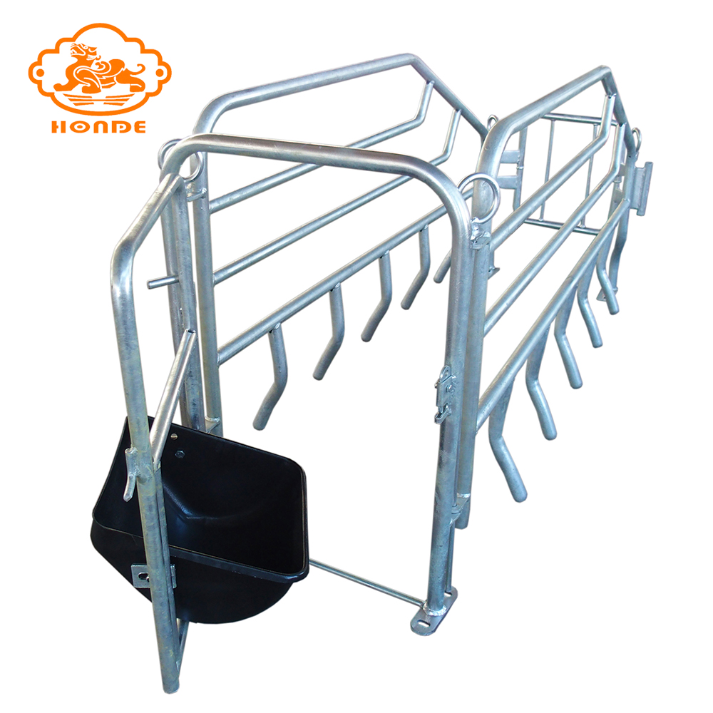 Hot galvanized sow farrowing pens with low price