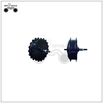 Wheelchair small high power electric motor