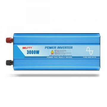 Reliable 3000 Watt Pure Sine Wave Power Inverter