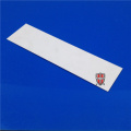 metallic alumina zirconia ceramic ultrathin substrate OEM