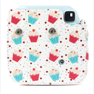 Ice cream Handbag Fujifilm Instax Camera Bag