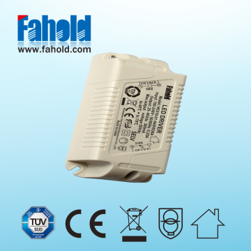 Quality for Led Transformer TUV 18W 42v 600ma LED panel light driver export to Italy Manufacturer