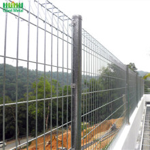 BRC Welded Loop Top Security Fence