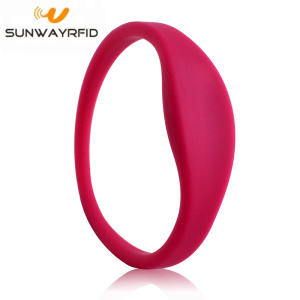 Discount Price for RFID Enabled Wristband Waterproof rfid Bracelet Wristband with Chip 125khz supply to Syrian Arab Republic Manufacturers