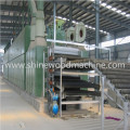 Wood Processing Machine for Roller Dryer Machine