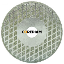 D180 Gridding Coated Saw Blade