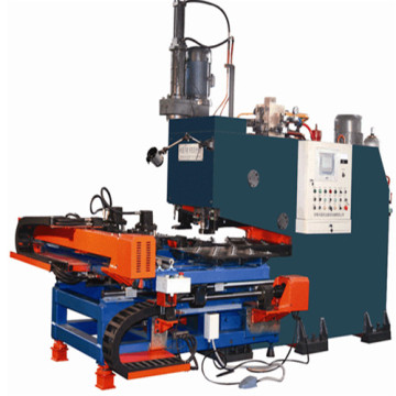 CNC Hydraulic Plate Drilling Punching Machine