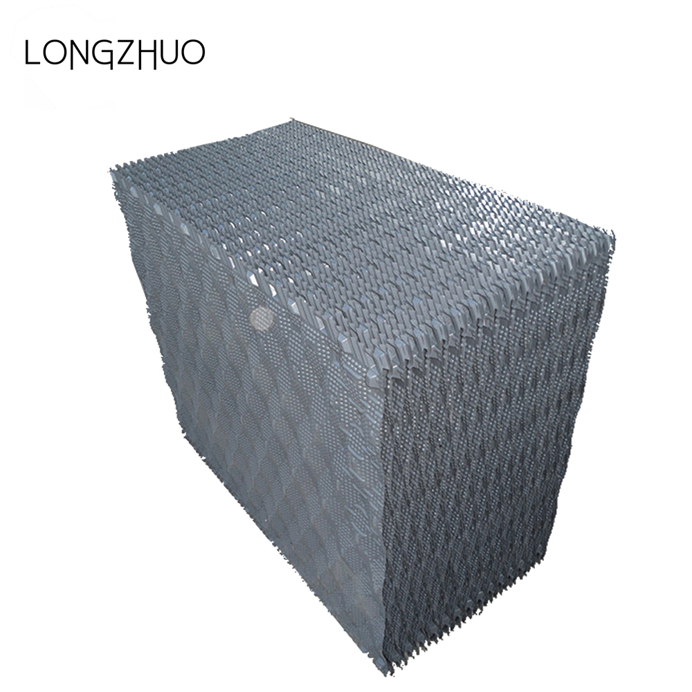 1000mm PVC Filling Material Cooling Tower Fill