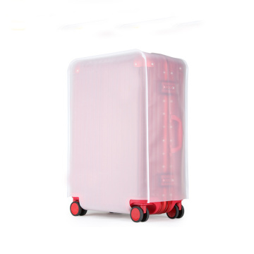 Transparent frosted dust jacket of EVA rod box