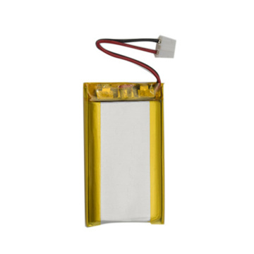 High capacity li-polymer rechargeable li ion battery 3.7v