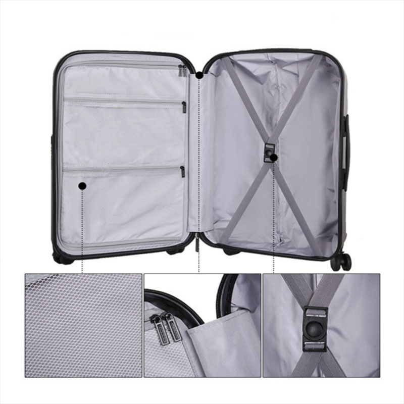 Carry on school luggage