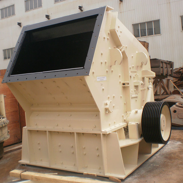 Vertical Shaft Impact Crusher Working Principle
