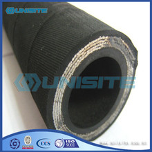 Dredging rubber hose connector