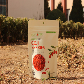 Healthy Fresh Goji Berry 8oz package